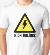 AC/DC High Voltage sign T-Shirt