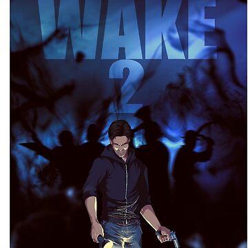 Alan Wake 2 SamSung S3 by InvisibleRain