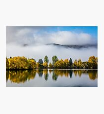 Autumn Mountains Photographic Print