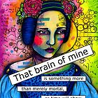 Ada Lovelace by Alexandra Melander
