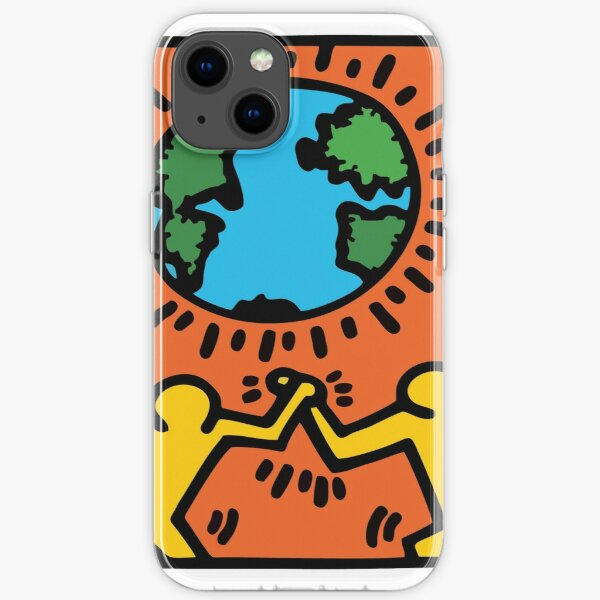 keiths harink iPhone Soft Case