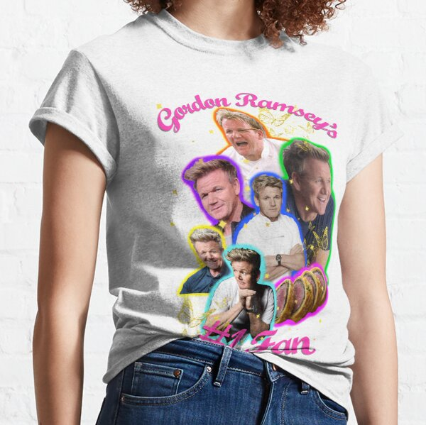 Gordon Ramsey's #1 Fan Classic T-Shirt