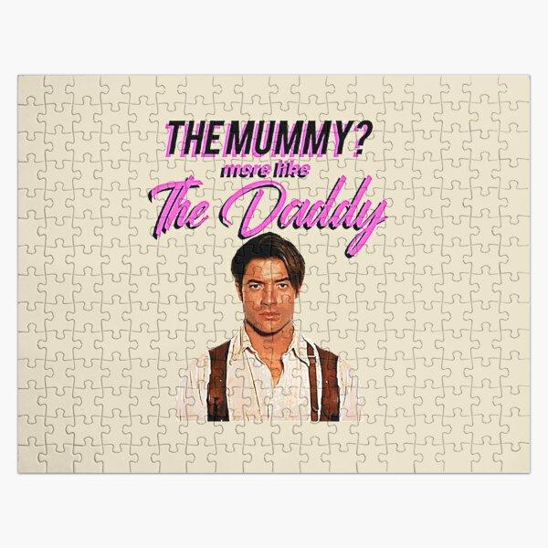 DADDY THE MUMMY T-Shirt Jigsaw Puzzle