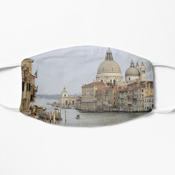 The Picture Postcard Venice Flat Mask