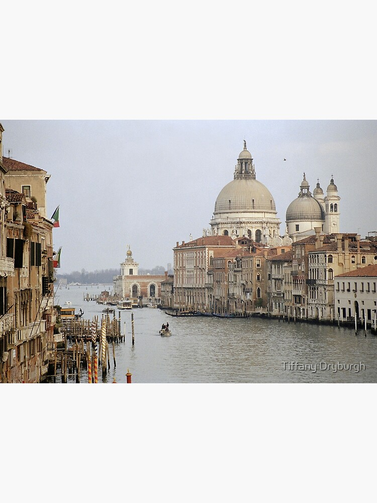 The Picture Postcard Venice by Tiffany