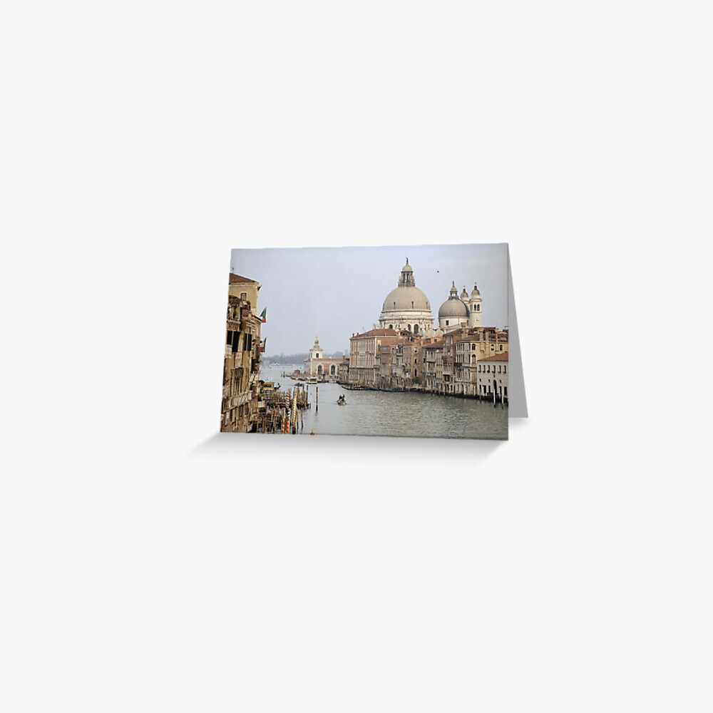 The Picture Postcard Venice Greeting Card