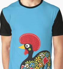 Famous Rooster #03 Graphic T-Shirt