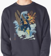 Two Avatars Pullover