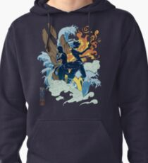Two Avatars Pullover Hoodie