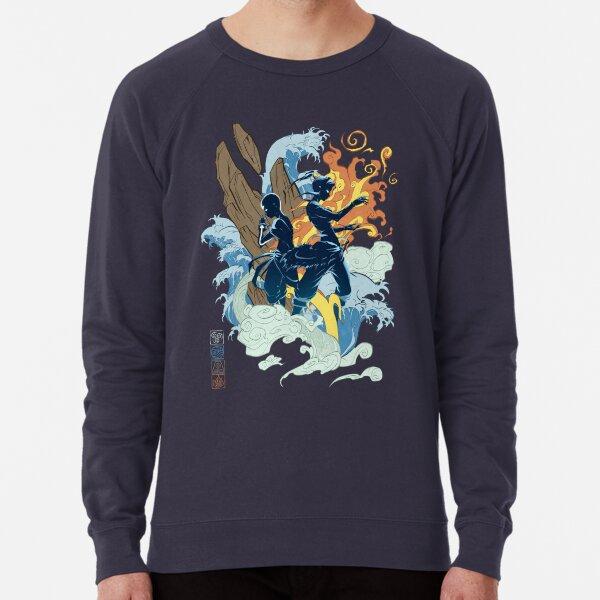 Two Avatars Lightweight Sweatshirt