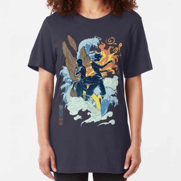 Two Avatars Slim Fit T-Shirt