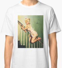 Gil Elvgren Appreciation T-Shirt no. 09 Classic T-Shirt