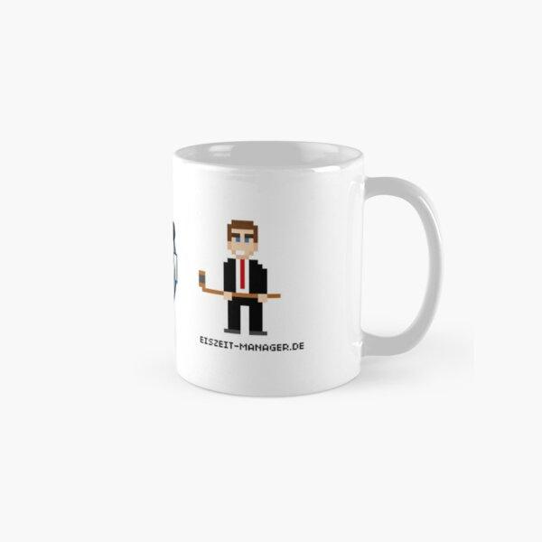 Eiszeit Manager - Manager / Spieler - Tasse Tasse (Standard)