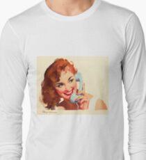 Gil Elvgren Appreciation T-Shirt no. 10. T-Shirt