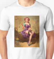 Gil Elvgren Appreciation T-Shirt no. 15. T-Shirt