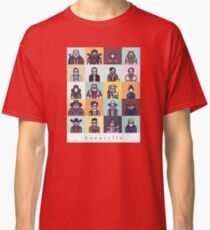 Coenville (w/ black lettering) Classic T-Shirt