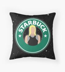 Starbuck Throw Pillow