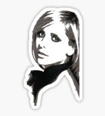 Sarah Michelle Gellar Sticker