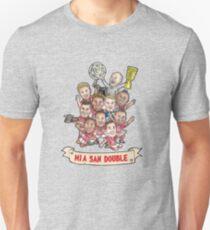 Mia San Double T-Shirt