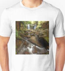 Halls Falls, northeast Tasmania Unisex T-Shirt