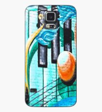 Musical Notes in Deep Ellum Case/Skin for Samsung Galaxy