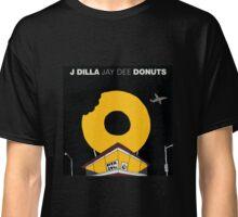 J Dilla - Donuts Album Cover Classic T-Shirt