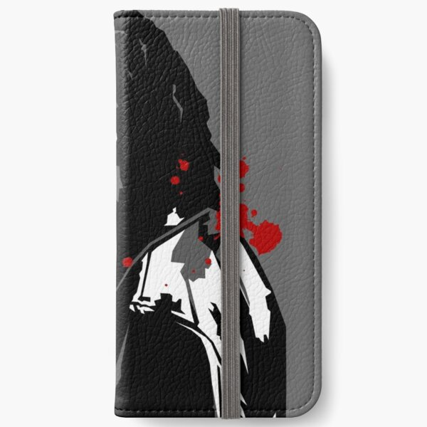 Victims... Aren't we all? iPhone Wallet