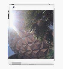Disney Epcot iPad Case/Skin