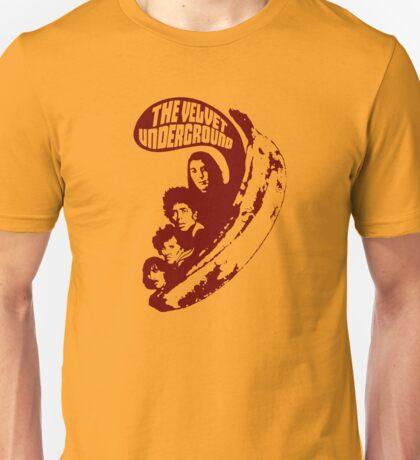 VU Banana (brown) Unisex T-Shirt