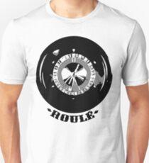 Roulé Unisex T-Shirt