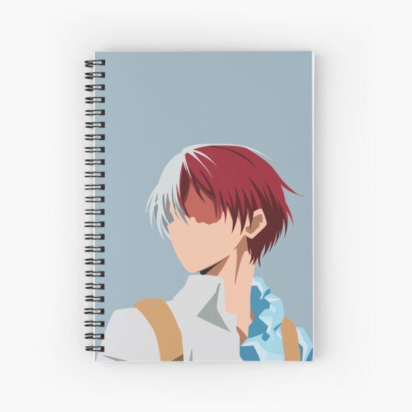 Shouto Todoroki Cuaderno de espiral