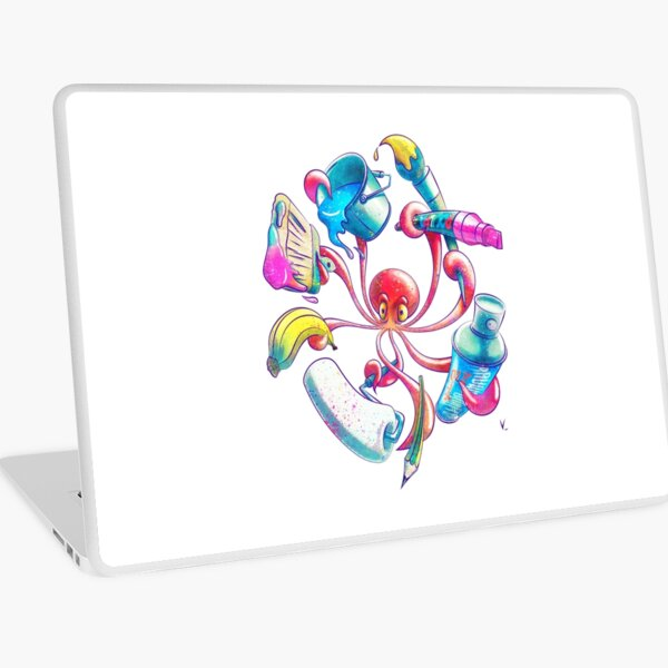 Pulpograffer Laptop Skin