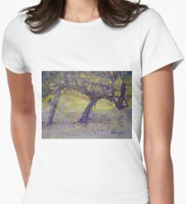 Glory of the Wine Vine! Women's Fitted T-Shirt