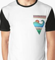 Sayulita Sunrise Surf Sessions Graphic T-Shirt