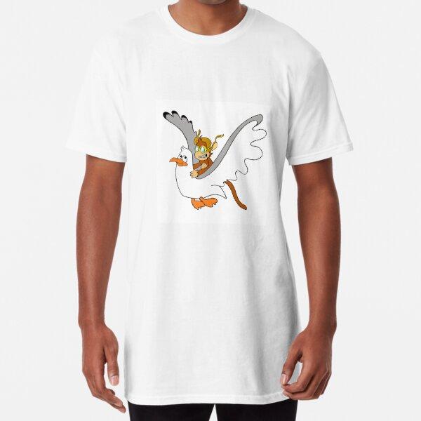 Monkey & Seagull Long T-Shirt