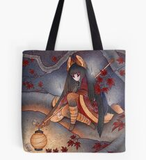 Lantern Light Tote Bag