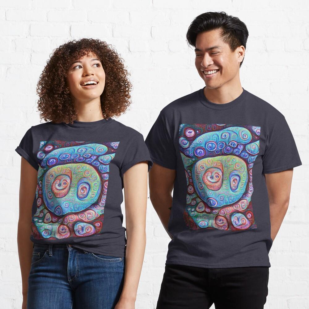 #DeepDream Ice Classic T-Shirt