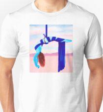 "Balance, original acrylic painting, 38""x34"" Unisex T-Shirt"
