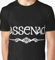 Outlander - Sassenach Graphic T-Shirt