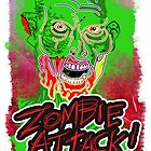 Funky Zombie Attack by Extreme-Fantasy