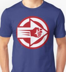Fate Core: Attack (Red) Unisex T-Shirt