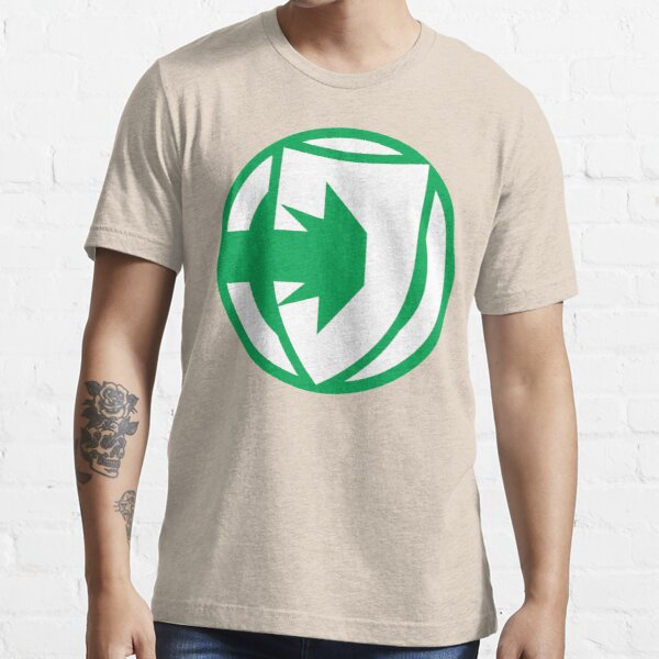 Fate Core: Defend (Green) Essential T-Shirt
