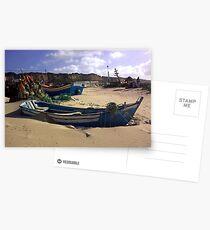 Trafaria, Portugal. Postkarten