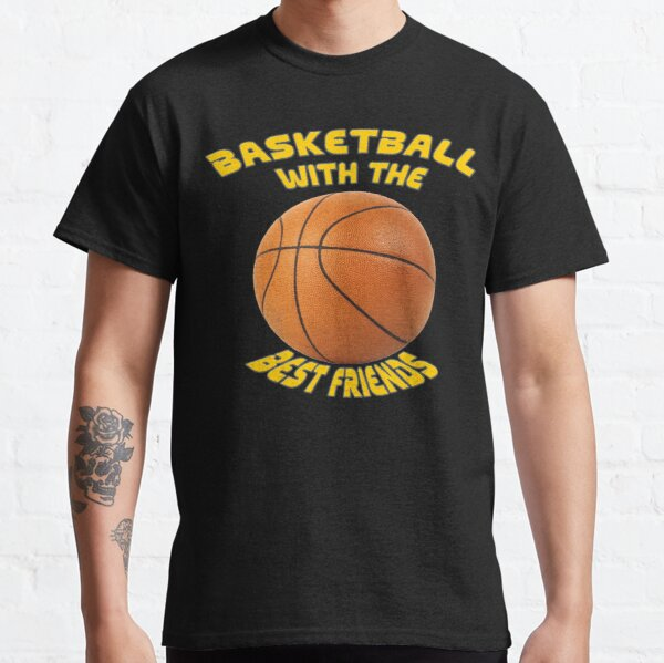 basketball with the best friend Classic T-Shirt