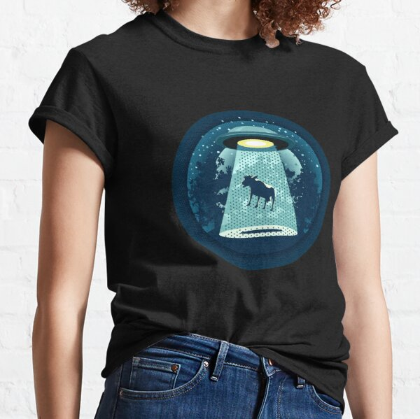 Beware UFO Classic T-Shirt