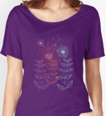 Dainty Garden Women's Relaxed Fit T-Shirt