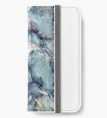 marble stone  iPhone Wallet/Case/Skin