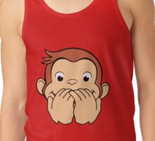 George No Mouth Tank Top