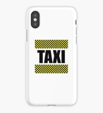 Taxi Cab iPhone Case/Skin