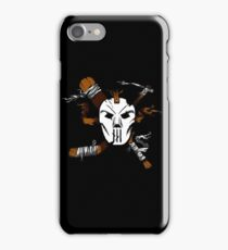 Masked Chaos iPhone Case/Skin